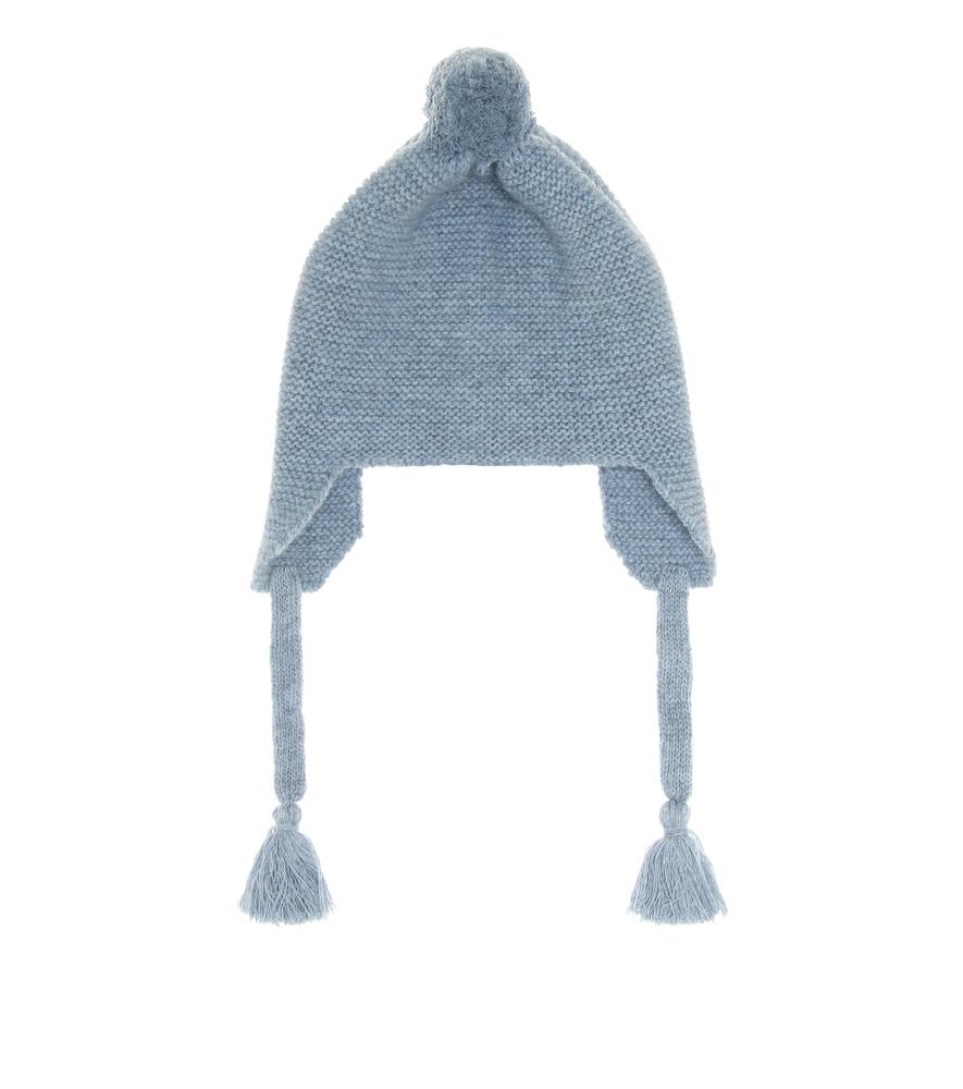 Bébé – Bonnet en laine vierge