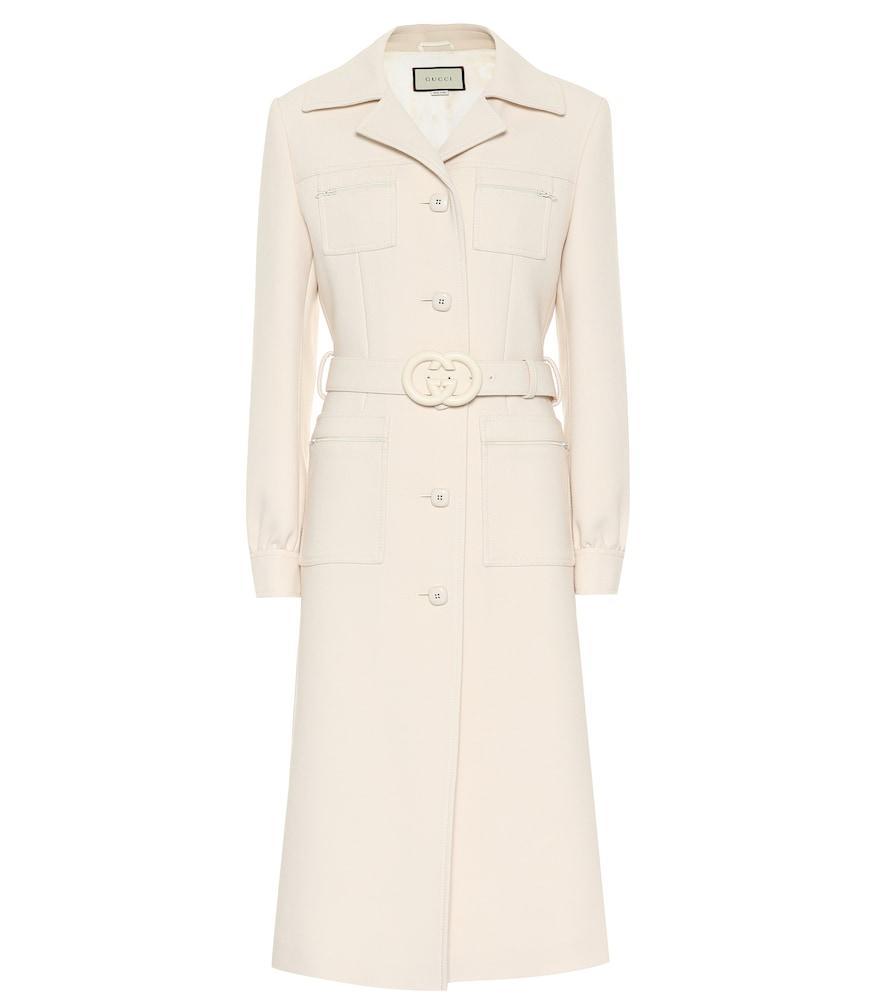 Manteau en laine - Gucci - Modalova
