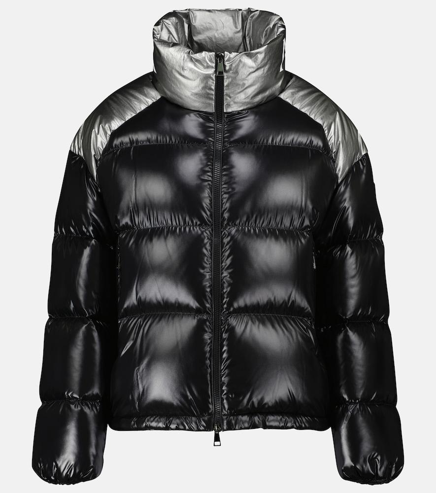 Cuscute high-neck down jacket