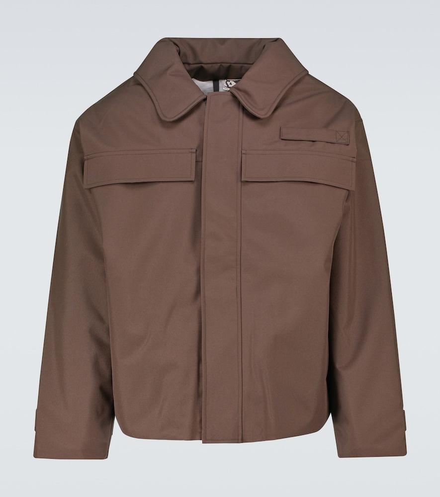 Flame Split jacket
