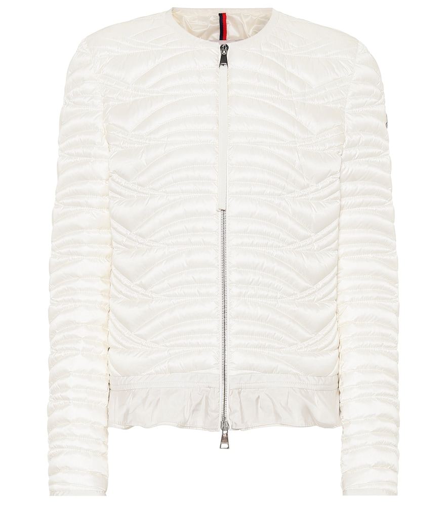 Ambre quilted down jacket