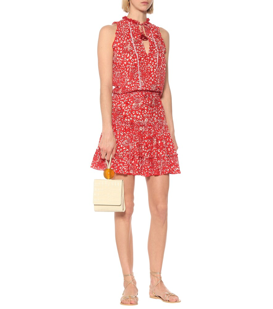 Exclusive to Mytheresa - Clara printed minidress by Poupette St Barth