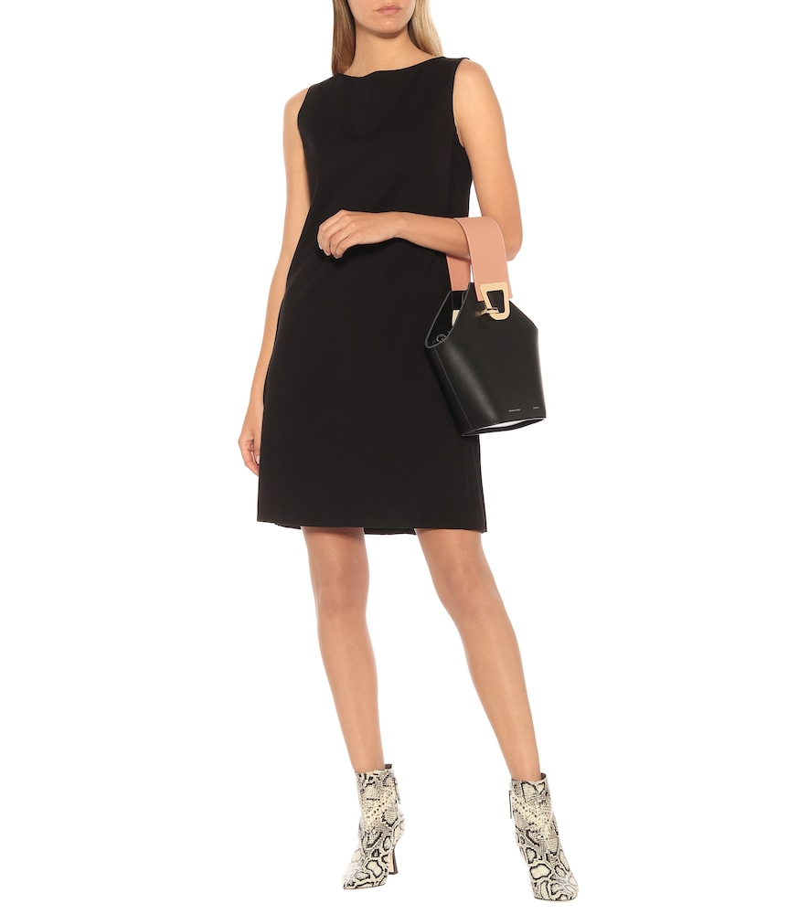 Emotional Essence jersey shift dress by Dorothee Schumacher