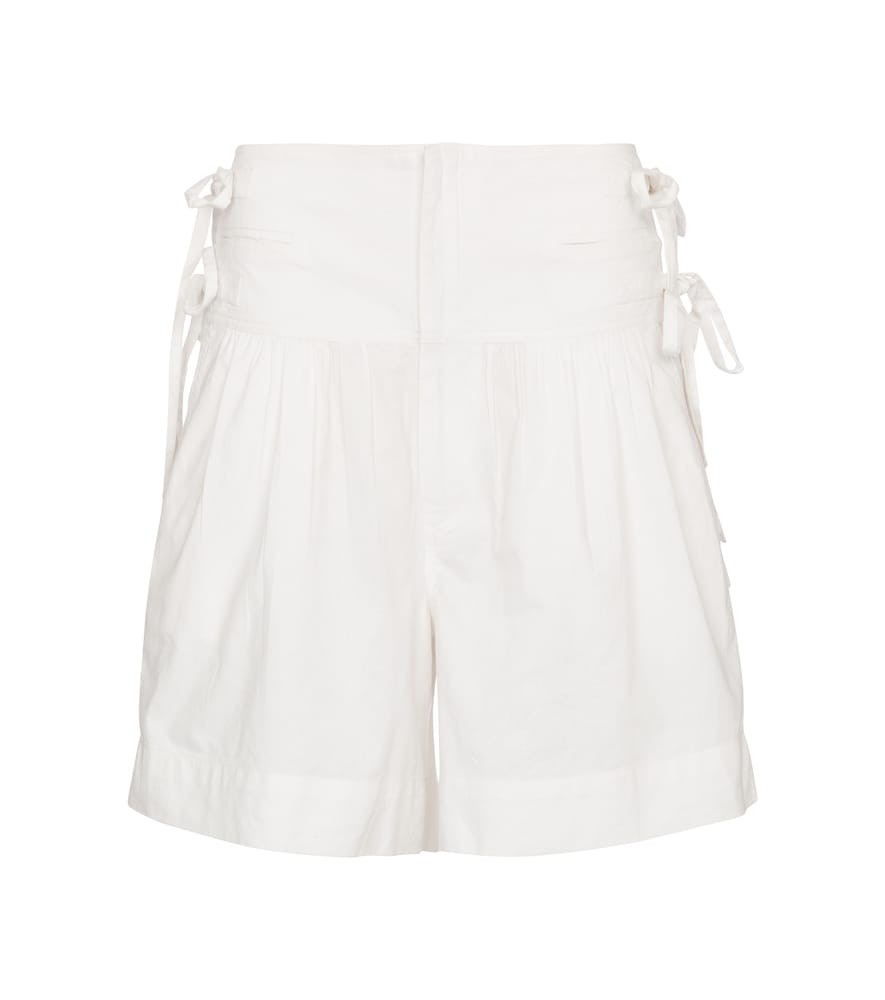Isabel Marant Étoile OPALA COTTON SHORTS