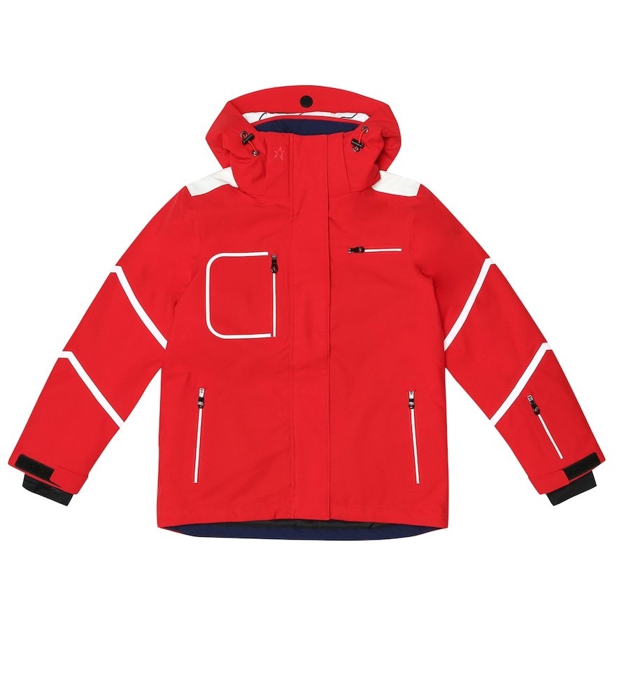 Veste de ski Qanuk Pro III à capuche