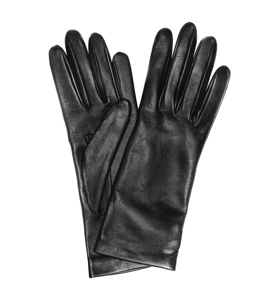 Gants en cuir - Balenciaga - Modalova