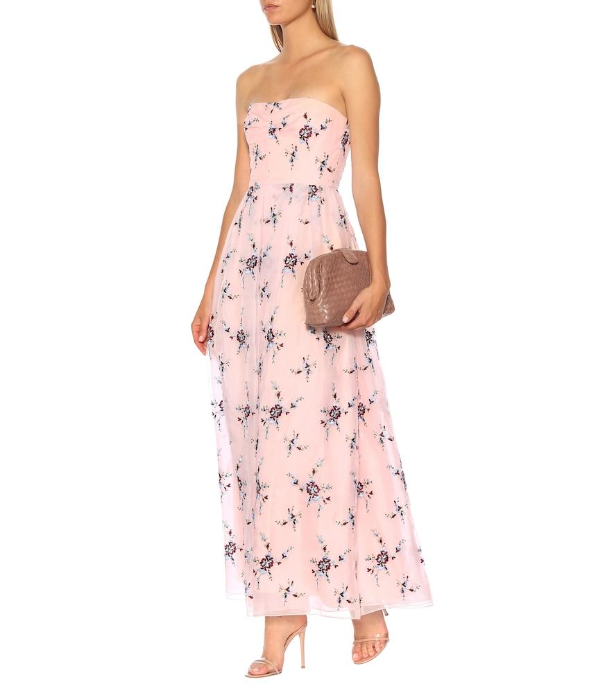 Exclusive to Mytheresa - Karenna floral organza gown by Erdem