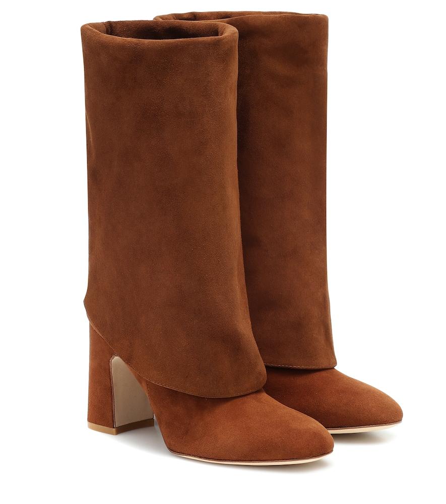 Lucinda 90 suede boots
