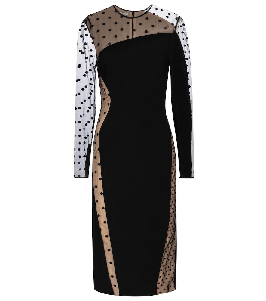 Arielle cady midi dress by Stella McCartney