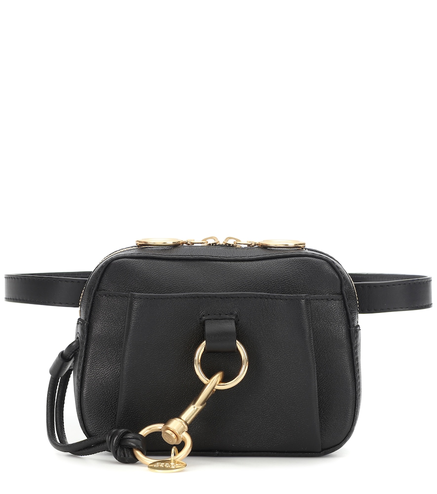 SEE BY CHLOÉ | Tony Leather Belt Bag | Goxip