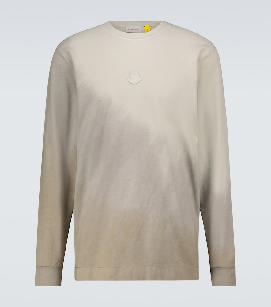 Moncler Genius Cottons 6 MONCLER 1017 ALYX 9SM LONG-SLEEVED T-SHIRT