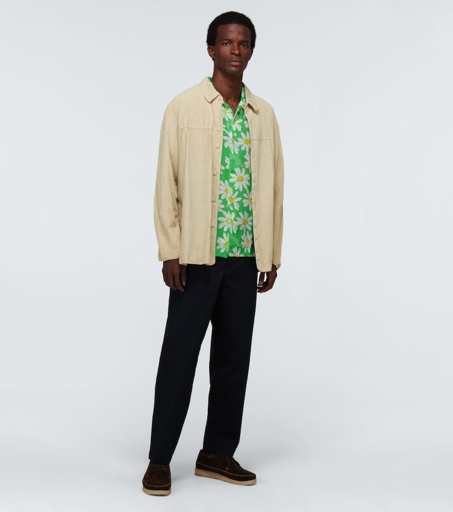 ERL Clothing DAISY PRINTED SHIRT