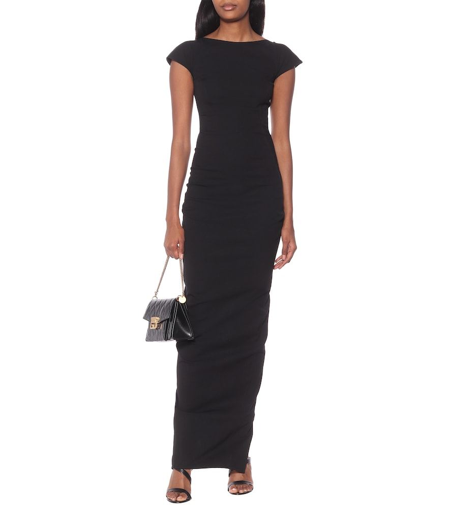 Easy Sarah cotton-blend dress by Rick Owens
