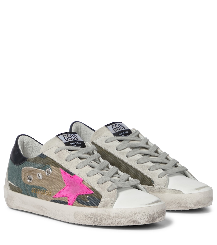 Exclusive to Mytheresa - Superstar leather sneakers