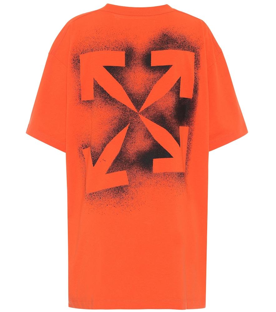 T-shirt en coton à logo - Off-White - Modalova