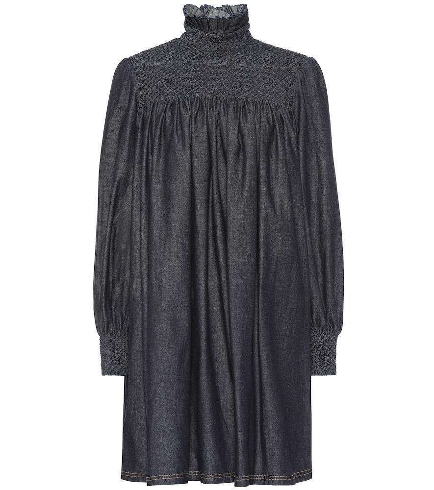 Robe en coton - Fendi - Modalova