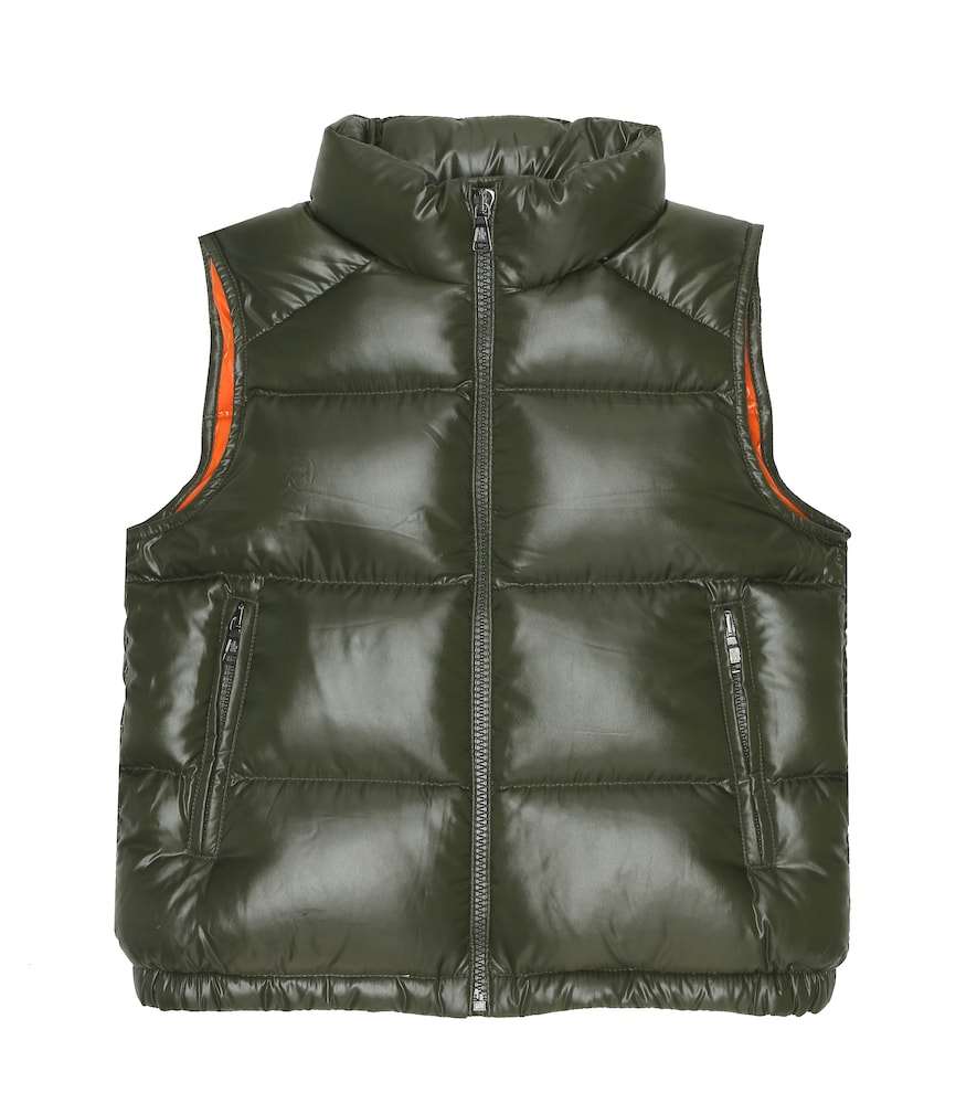 Moncler Downs EXCLUSIVE TO MYTHERESA - DOM LOGO DOWN GILET