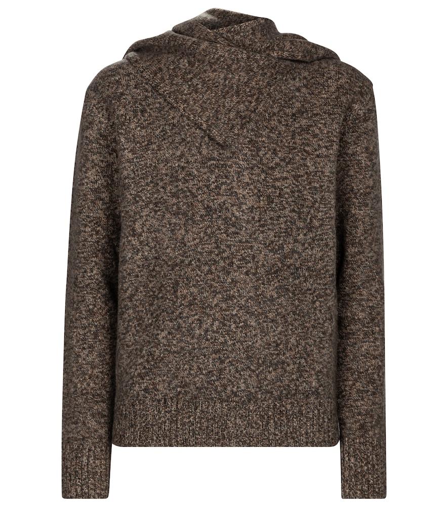 Mia wool-blend sweater
