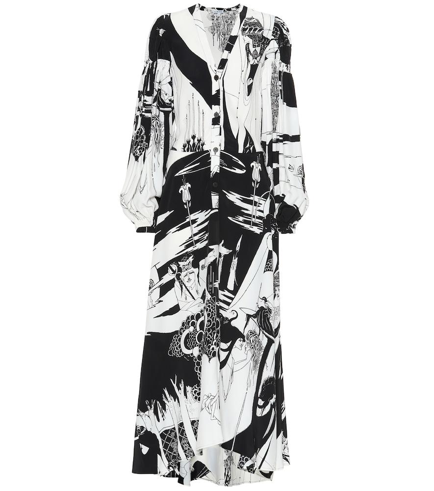 Robe longue Salome imprimée - Loewe - Modalova