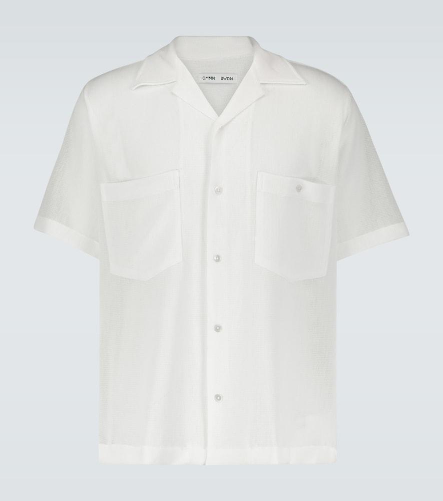 Chemise Dexter à manches courtes