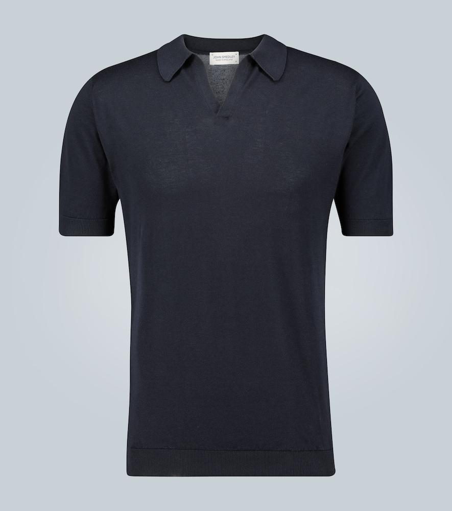 Noah Sea Island cotton polo shirt