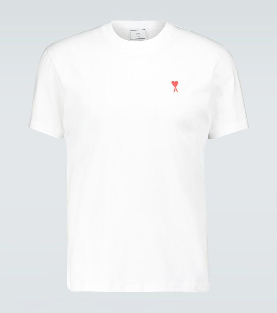 T-shirt Ami de Coeur en coton - AMI - Modalova