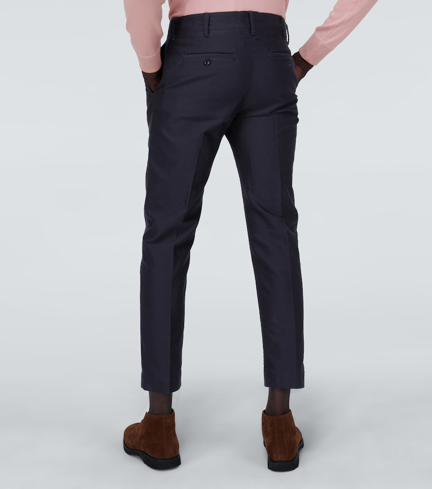 TOM FORD Cottons COTTON CHINO SPORT PANTS