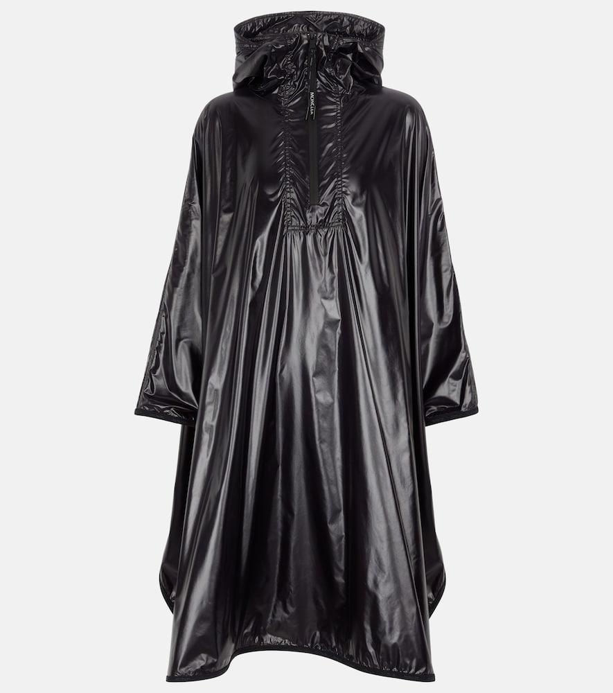 Convertible raincoat