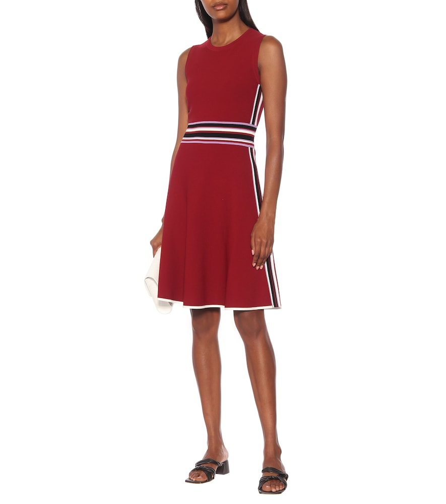 Elsie stretch-knit midi dress by Diane von Furstenberg