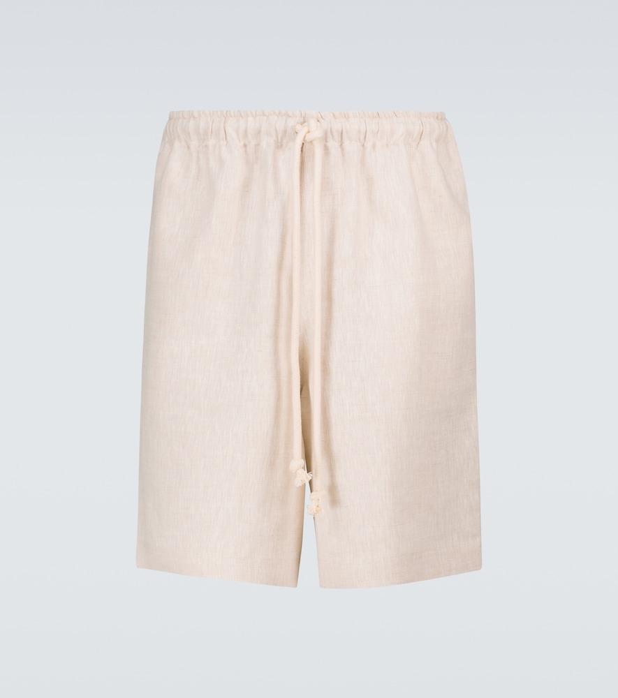 Walk linen shorts