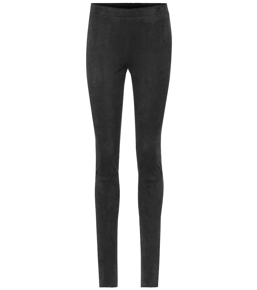 JACK SUEDE LEGGINGS