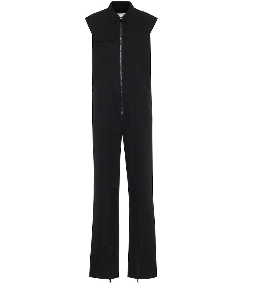 Combi-pantalon en coton - Bottega Veneta - Modalova