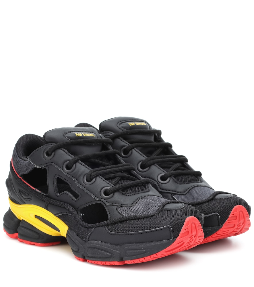 Rs Replicant Ozweego Sneakers, Black