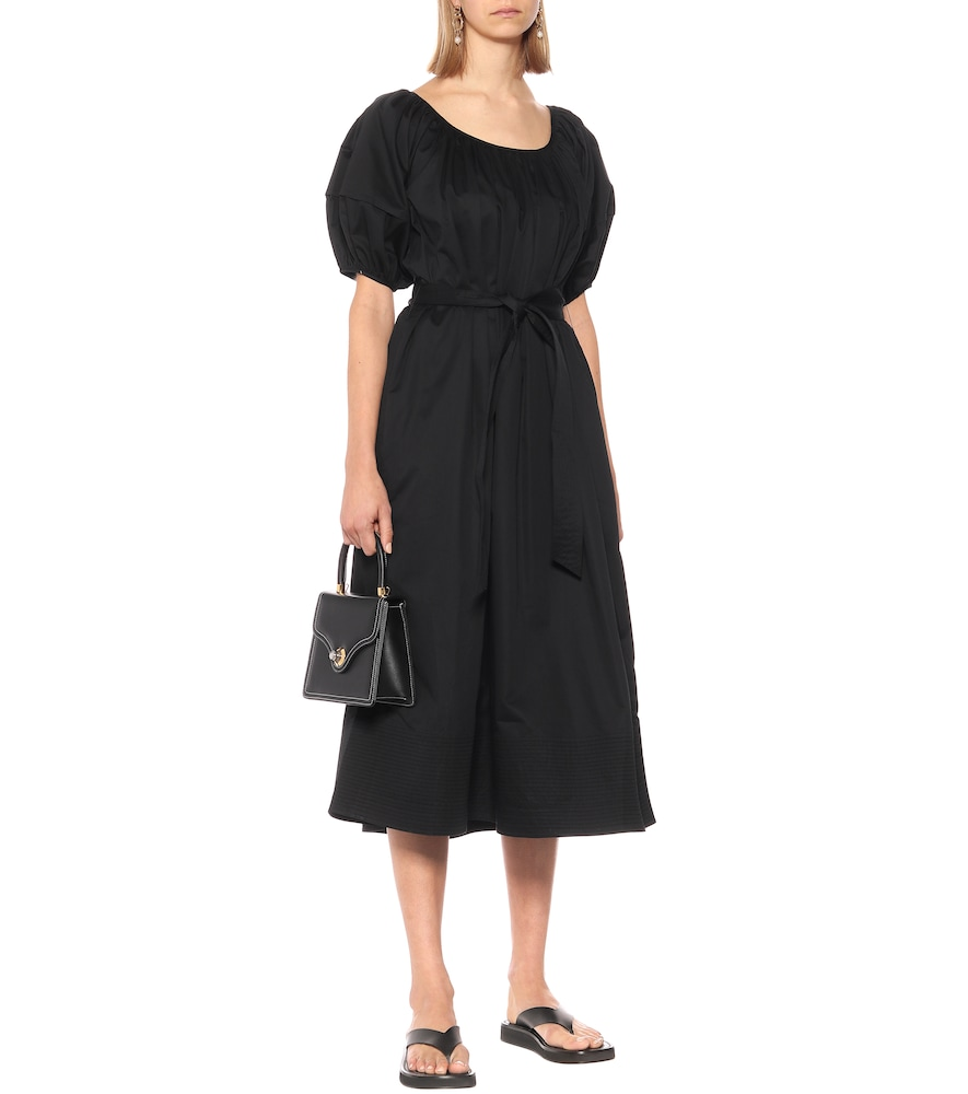 Photo of Cotton sateen maxi dress by Co - shop Co Dresses, Midi & Long online
