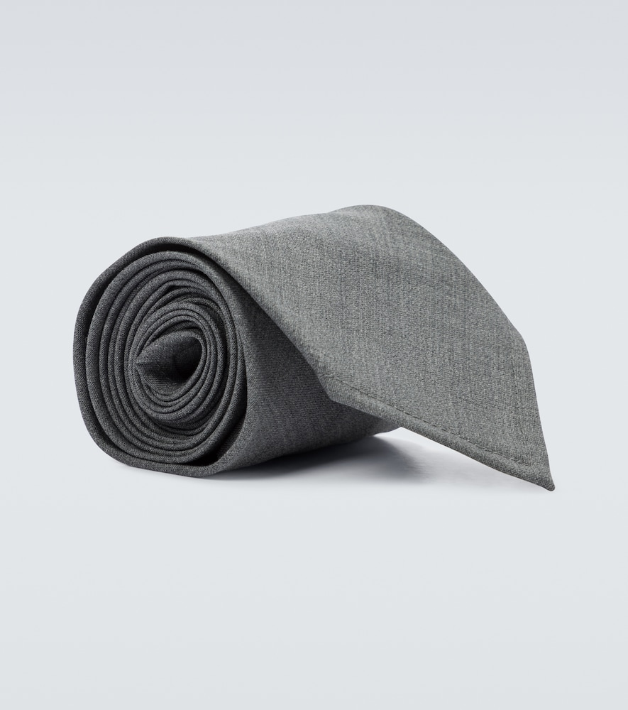 Cravate en laine