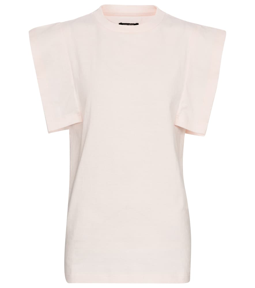 Isabel Marant ZELIPA COTTON T-SHIRT