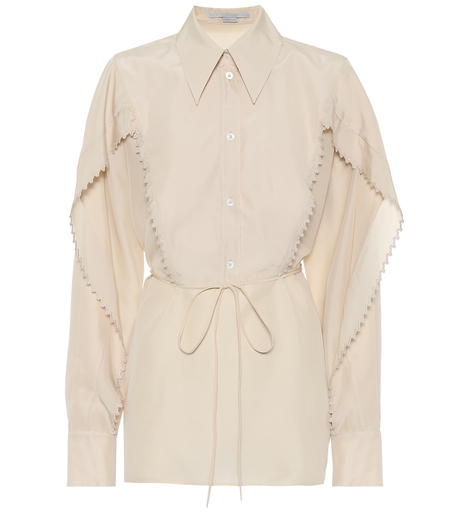 Blouse en soie - Stella McCartney - Modalova