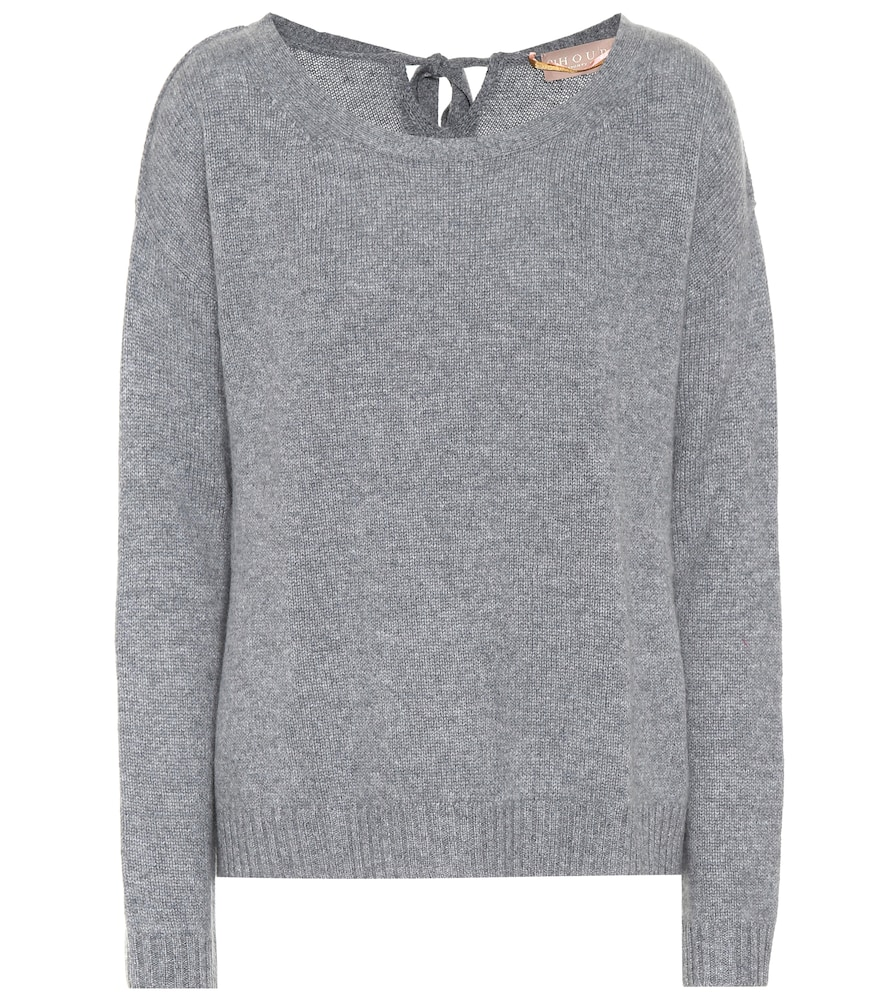 81 HOURS CHRISPIN CASHMERE SWEATER