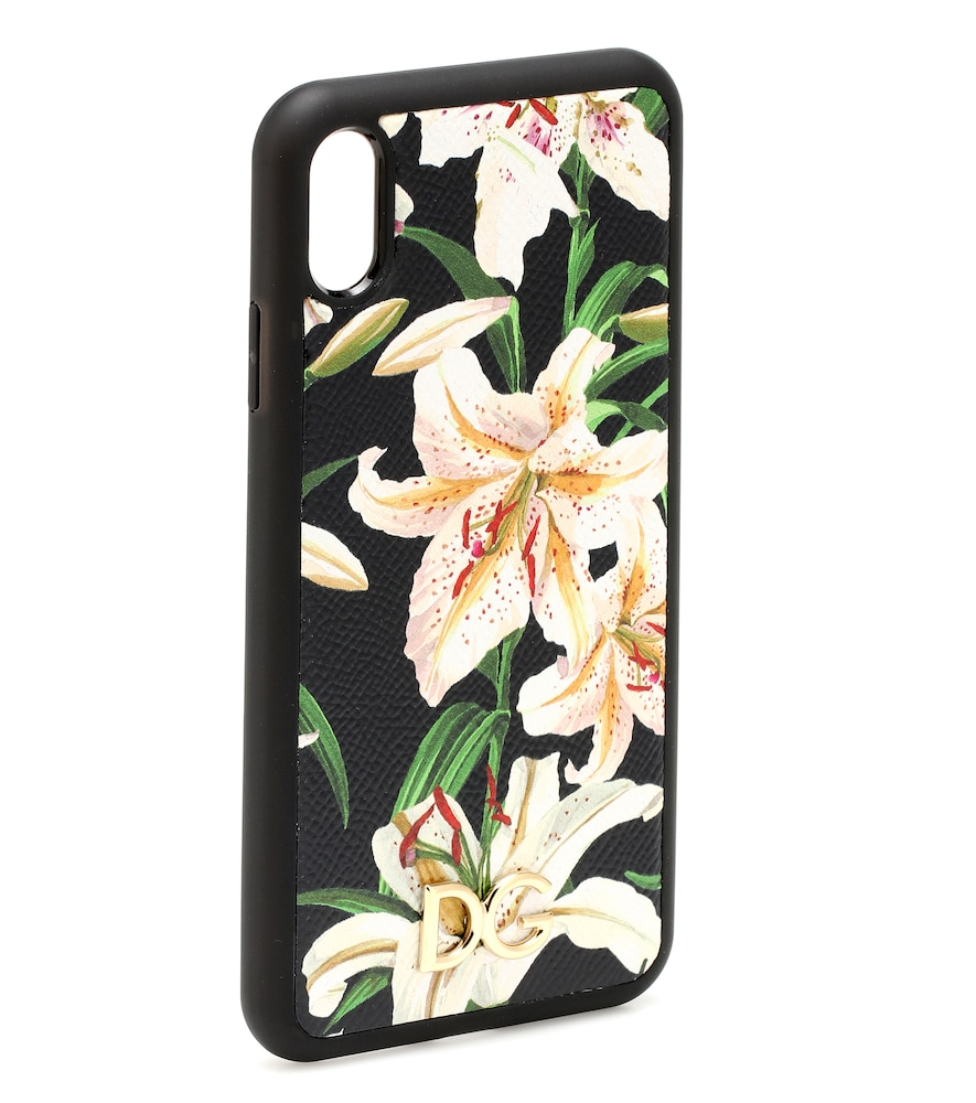 DOLCE & GABBANA | Printed IPhone XS Max Case | Goxip