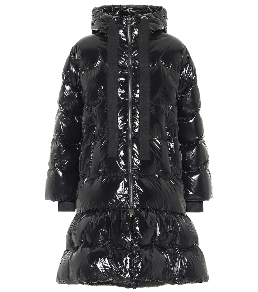 REDValentino quilted down coat