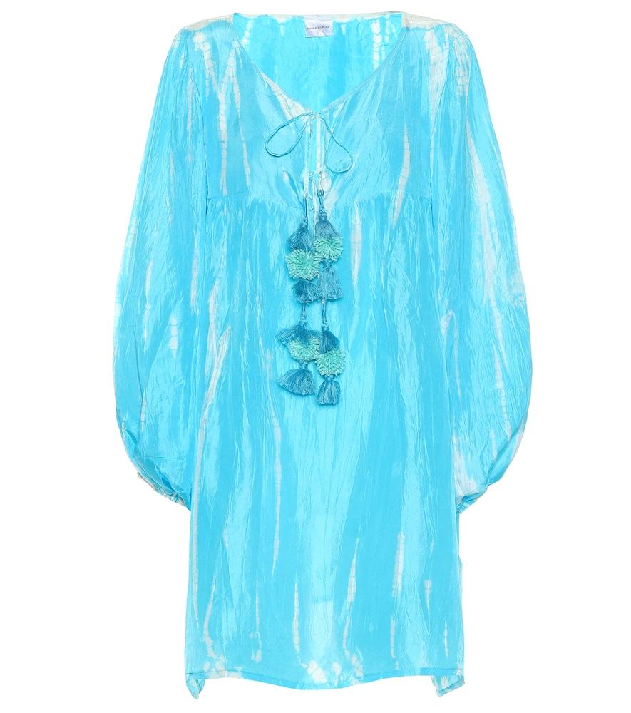 Exclusivité Mytheresa – Robe imprimée en soie tie & dye