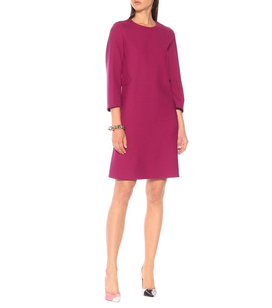 Business Perfection wool-blend dress by Dorothee Schumacher