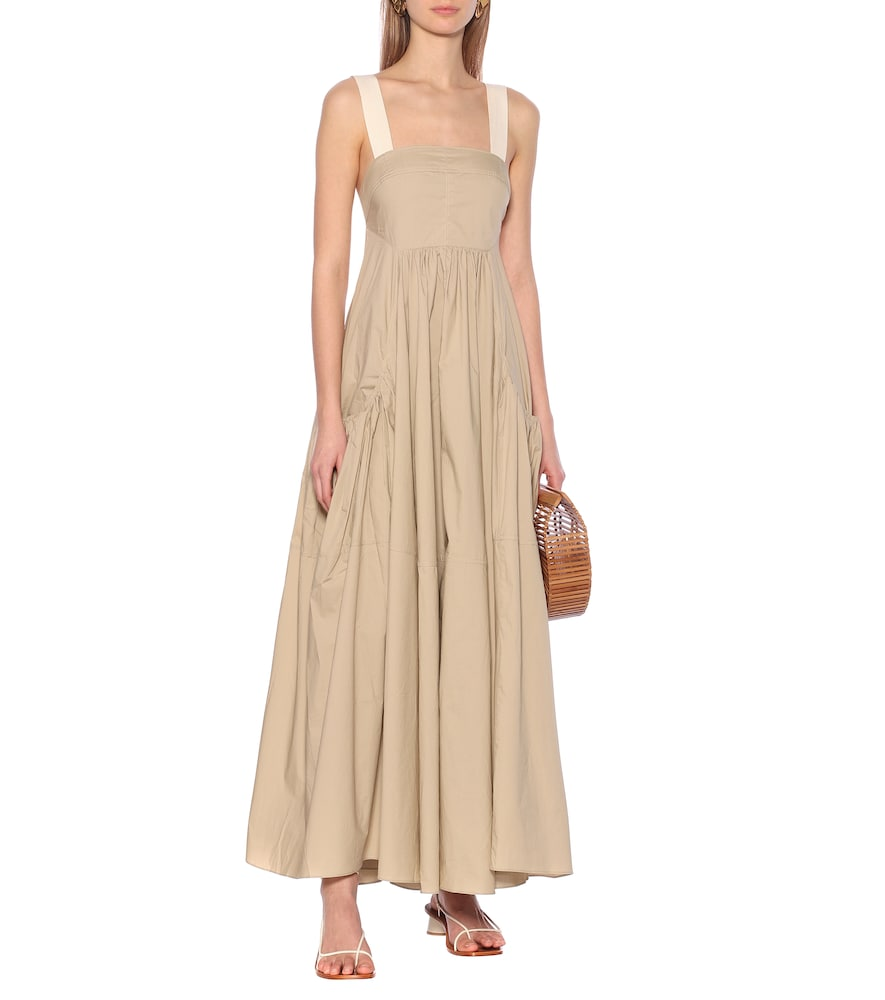 Exclusive to Mytheresa – Cotton maxi dress by Lee Mathews