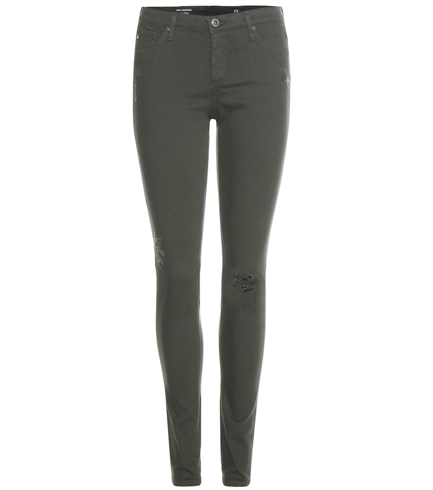 The Legging distressed jeans
