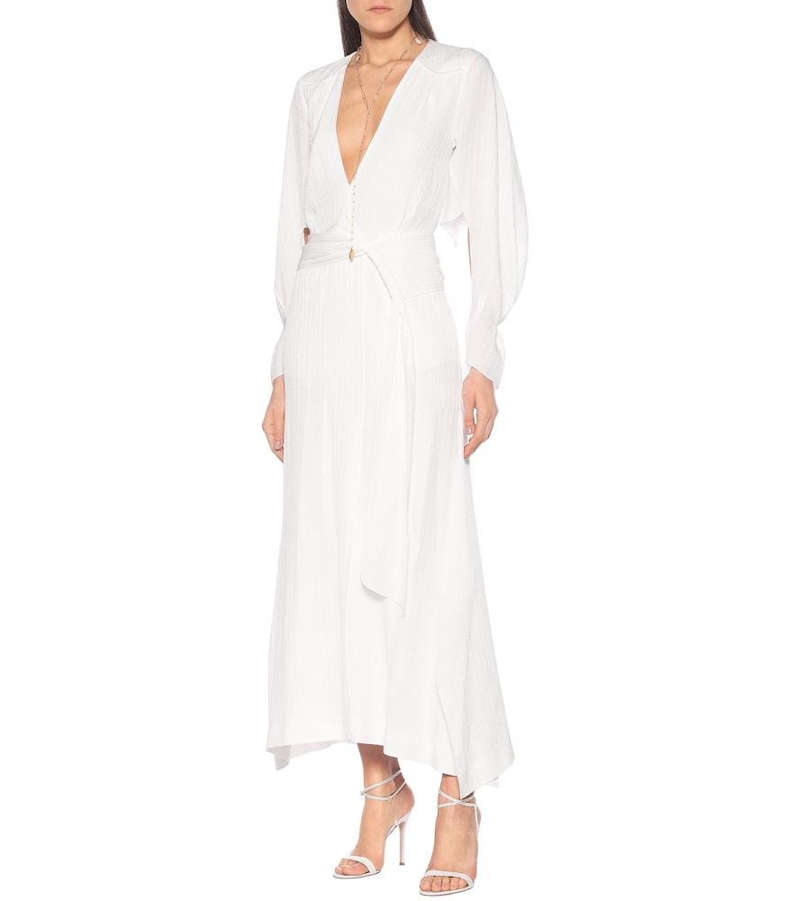 Springbrooke silk maxi dress by Roland Mouret