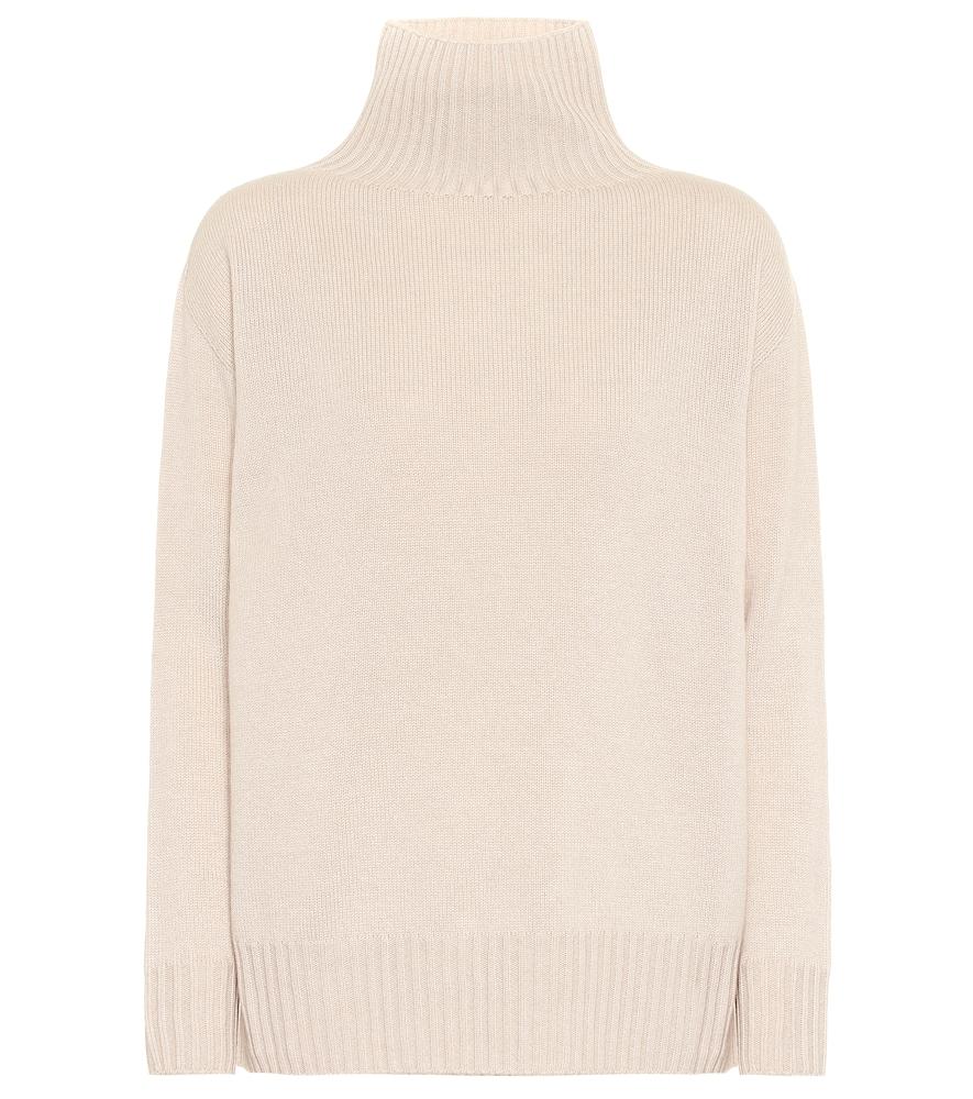 S MAX MARA | Gnomo Cashmere Turtleneck Sweater | Goxip