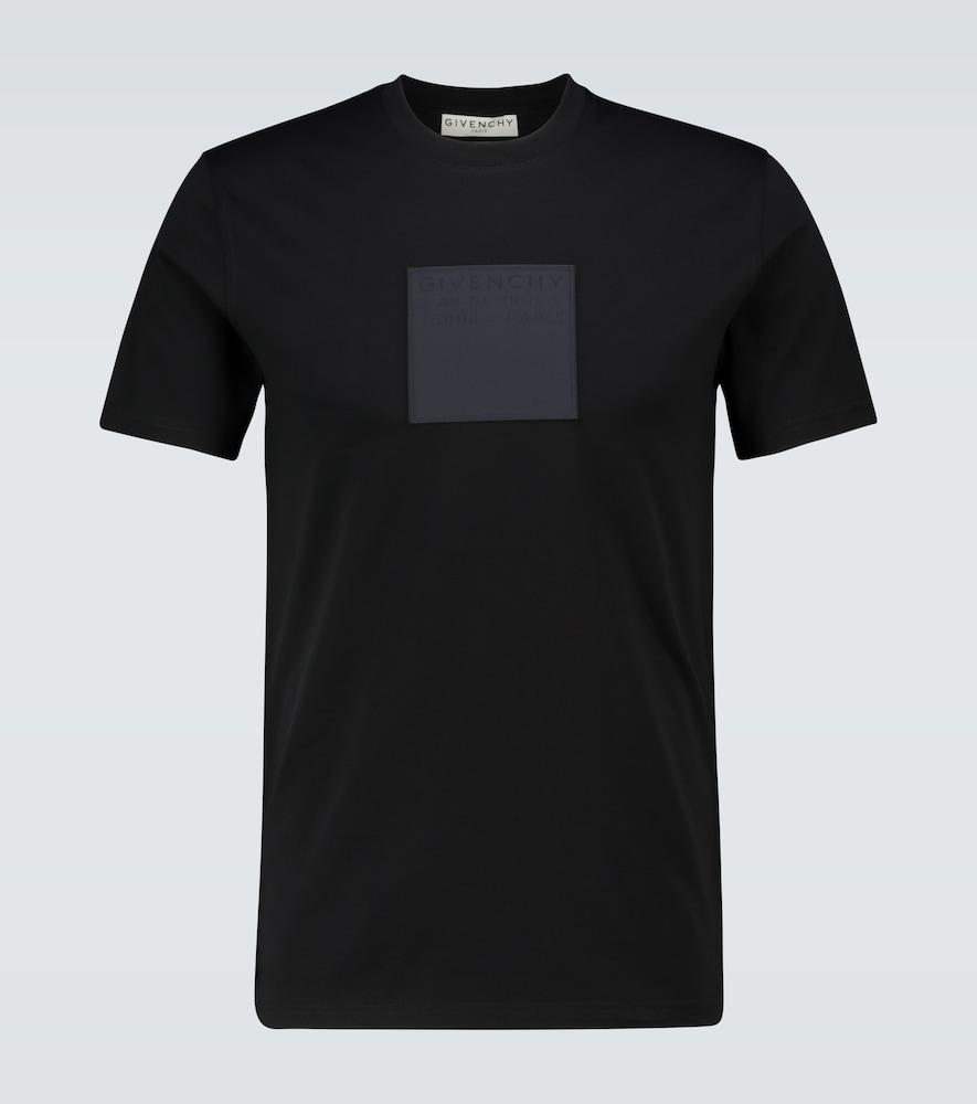 T-shirt à logo carré - Givenchy - Modalova