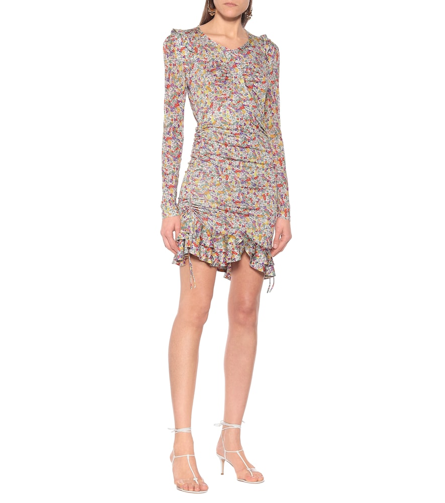Photo of Sabia floral dress by Isabel Marant - shop Isabel Marant Dresses, Short online