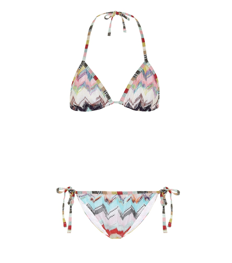 Bikini triangle - Missoni Mare - Modalova