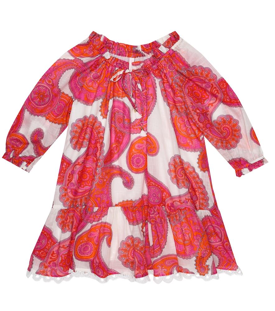 Exclusive to Mytheresa - Zinnia printed cotton dress